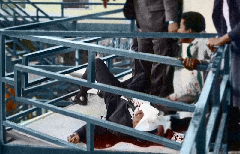 mlk Martin Luther King Assassination